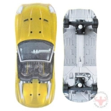 Skateboard Tempish CARS yellow