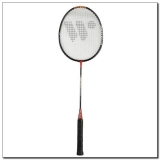 Badmintonová raketa WISH 417 Black-red