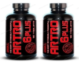 Artro 6 plus BEST NUTRITION (180 kps) 1+1 Zadarmo