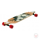 "Longboard Spartan DROP SHAPE ""Surfer Black"""