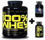 100% Whey Professional Protein Best Nutrition 2,25 kg