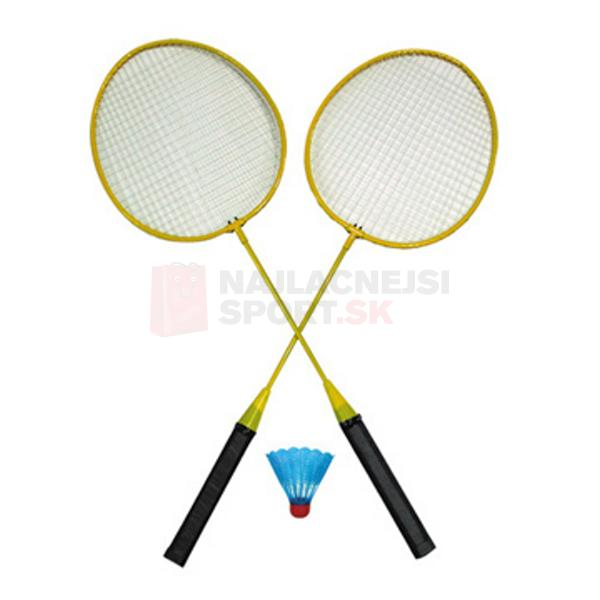 Badmintonový set MASTER Fun 4 so sieťou