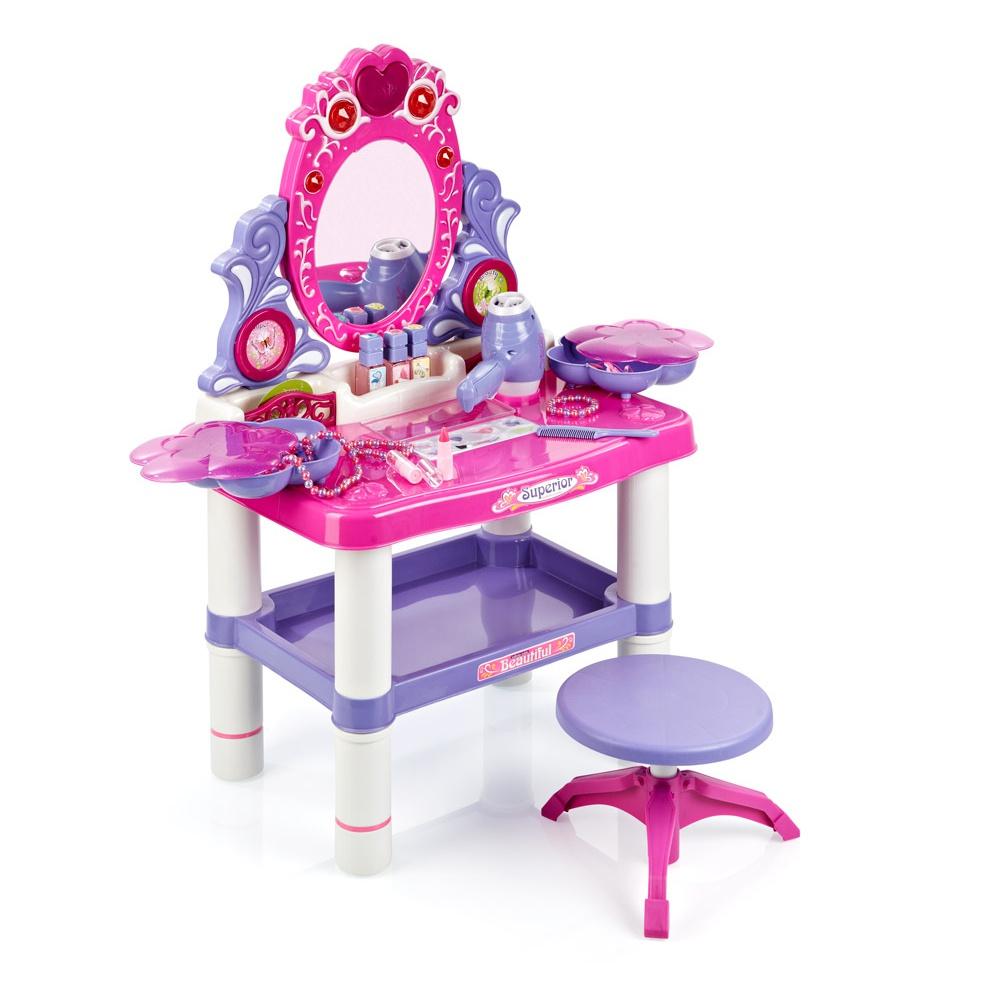 Kids World  Detský kozmetický stolík
