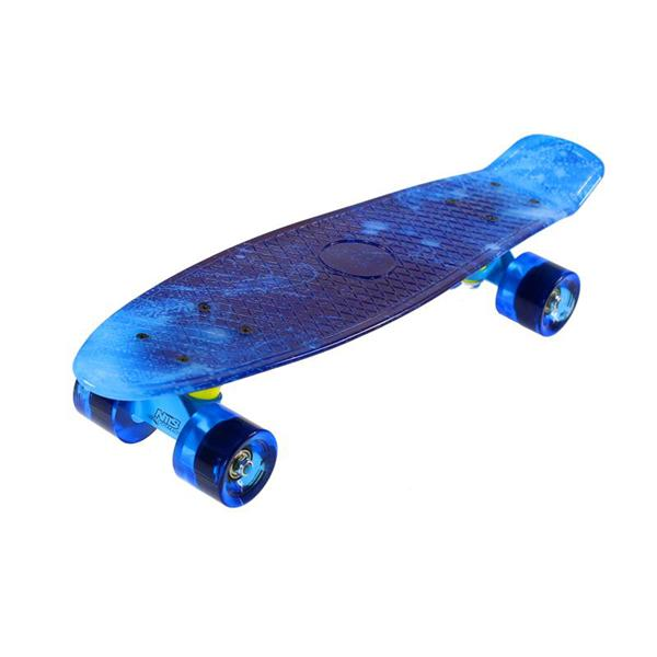 Pennyboard Fishboard NILS EXTREME Sky 9743dc97d18