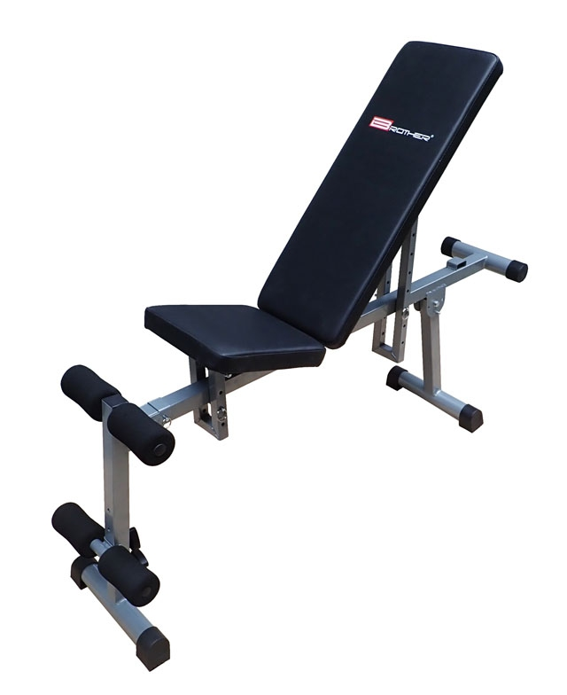ACRA KH666 Posilňovacia lavica - sit-up bench