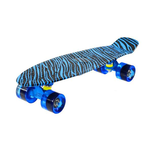Pennyboard Fishboard NILS EXTREME Tiger
