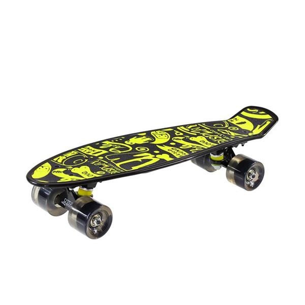 Pennyboard Fishboard NILS EXTREME Blood Hound