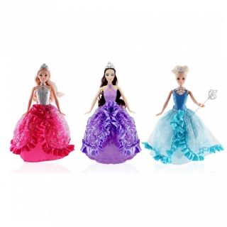 Bábika BONNIE PRINCESS B012 Kids World