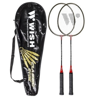 Badminton set WISH ALUMTEC 316 K červená