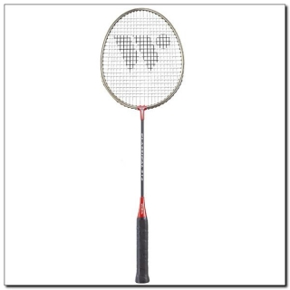 Badmintonová raketa WISH 316 Black-red