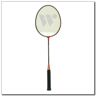 Badmintonová raketa WISH 326 Black-red