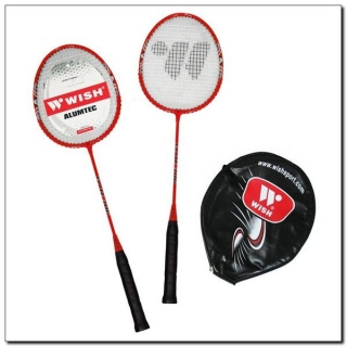 Badminton set WISH 306 Red