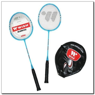 Badminton set WISH 306 Blue