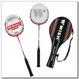 Badminton set WISH 308 Red