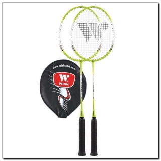 Badminton set WISH 306 Green