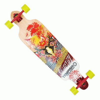 Longboard TEMPISH CRAZY NEW
