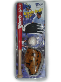 Baseball set Komplet Junior SPARTAN