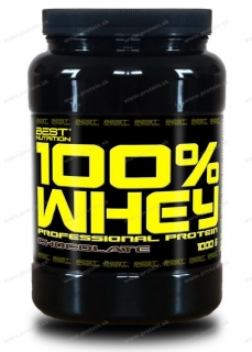100% Whey Professional Protein Best Nutrition 1kg