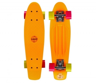 Pennyboard Fishboard NIJDAM Orange