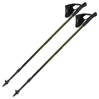 Palice Nordic Walking SPOKEY GREEN alu