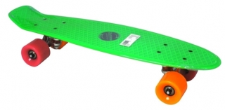 Pennyboard Fishboard Axer Green