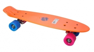 Pennyboard Fishboard Axer California Orange