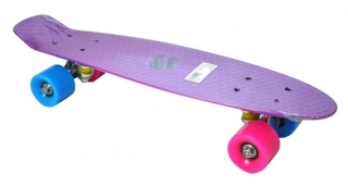 Pennyboard Fishboard Axer Purple