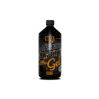 L-Carnitine Gél 100 000 BEST NUTRITION (1000 ml)