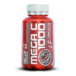 Mega C 1000 BEST NUTRITION (90 tbl)