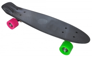 Pennyboard Fishboard Axer Black