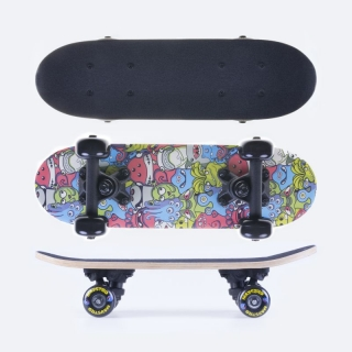 Skateboard Spokey MAYSTRO mini