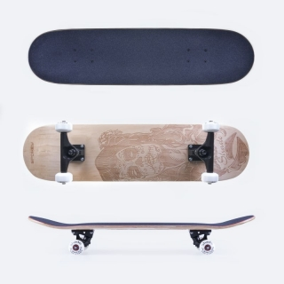 Skateboard Spokey SHADE 79 x 19cm