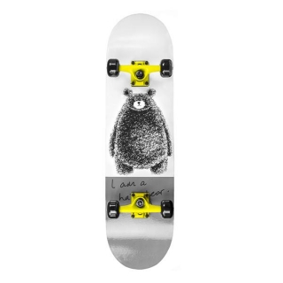 Skateboard NILS EXTREME CR 3108 SB GRAY BEAR