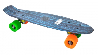 Pennyboard AXER Nevada blue-black