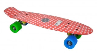 Pennyboard AXER Nevada red-white