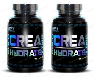 Polyhydrate Creatine 90 kps BEST NUTRITION 1+1 zadarmo