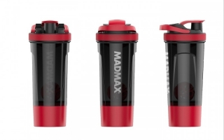 MADMAX SHAKER 720ml black/red